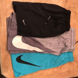 Lot of 3 Nike Dri-fit short size Medium